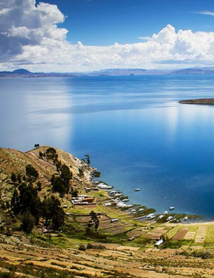 Titicaca-lake